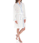 Meadow Short Wrap Robe Image