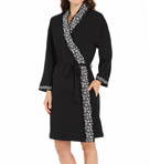 Eileen West Lily Short Wrap Modal Robe 5115858