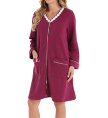 Eileen West Tuscany Short Zip Robe 5115879