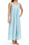 Eileen West Ocean Mist Sleeveless Ballet Nightgown 5214500