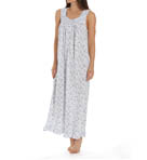 Ditsy Ballet Sleeveless Nightgown Image