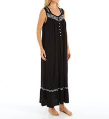 Eileen West Lili Ballet Sleeveless Modal Nightgown 5215858