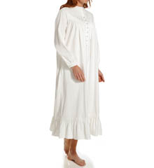 Eileen West Amore Mandarin Collar Ballet Nightgown 5215871