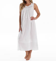 Eileen West Bella Sleeveless Ballet Nightgown 5215874