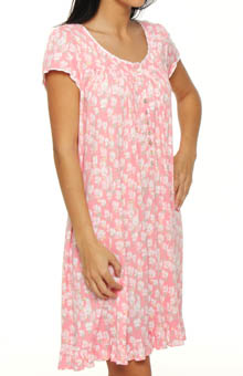 Radiant Spirit Short Nightgown