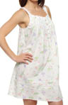 Morning Dew Sleeveless Short Nightgown