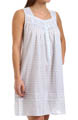 Exquisite Dawn Sleeveless Short Nightgown Image