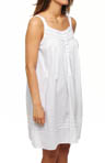 Moonlight Shores Sleeveless Short Nightgown