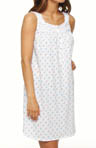 Eileen West Enchanting Morning Sleeveless Short Nightgown 5314470