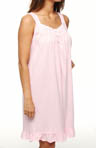 Evening Reverie Sleeveless Short Nightgown