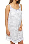 Eileen West Starfish Cove Sleeveless Short Nightgown 5314477