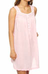 Fair Skies Sleeveless Short Nightgown