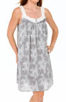 Eileen West Enchanted Wisteria Short Nightgown 5314505