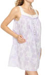Eileen West Artist's Rose Short Nightgown 5314506