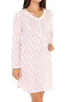 Eileen West Vintage Bloom Short Nightgown 5314520