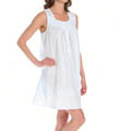 Eternal Spring Sleeveless Short Nightgown Image