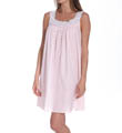 Windswept Romance Sleeveless Short Nightgown Image