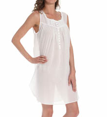 Eileen West Lucent Short Nightgown 5314593
