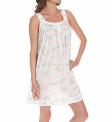 Eileen West Encanto Sleeveless Short Nightgown 5315801