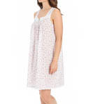 Eileen West Rosebud Short Sleeveless Nightgown 5315830