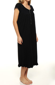 Radiant Spirit Cap Sleeve Nightgown