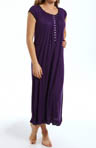 Eileen West Marrakesh Nights Cap Sleeve Ballet Nightgown 5414555