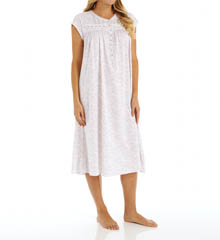 Eileen West Dandelion Ballet Cap Sleeve Jersey Gown 5415836
