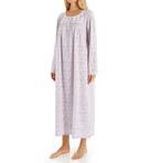 Plum Ballet Long Nightgown Image