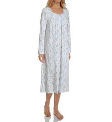 Eileen West Blueberry Ballet Longsleeve Jersey Gown 5415845