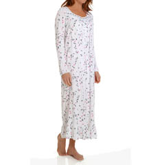 Eileen West Verona Long Sleeve Ballet Nightgown 5415876