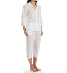 Eileen West The Romantics Notch Collar PJ 5714566