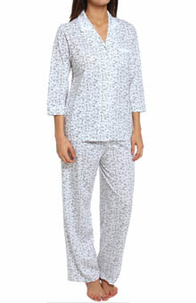 Eileen West Perfect Verse PJ Set 5714572
