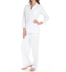 Eileen West Aurora Light PJ Set 5714578