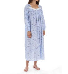 Eileen West Rose Ballet Longsleeve Nightgown 5915824