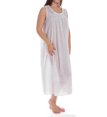Eileen West Solid Plus Size Ballet Nightgown 6215885