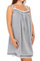 Delightful Day Plus Size Short Nightgown Image