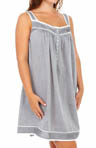 Eileen West Delightful Day Plus Size Short Nightgown 6314513