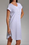Wildflower Bliss Short Nightshirt