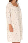 Love Letters Short Button Front Robe