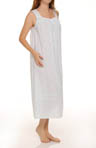Misty Morning Ballet Sleeveless Nightgown