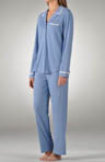 Sweet Dreams Notch Collar PJ Set