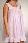 Carmel Picnic Plus Size Short Gown
