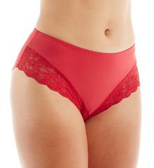 Elila Microfiber & Stretch Lace Panties 3309