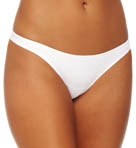 The Essentials Cotton Bikini Thong