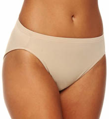 Silk Magic High-Cut Brief Panties