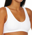 V-neck Cami Bra With Pockets Image