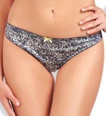 Elle Macpherson Intimates Acid Rock Bikini Panty 30-1134