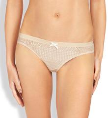Elle Macpherson Intimates Safari Style Thong 37-1067