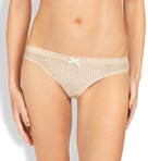 Elle Macpherson Intimates Safari Style Thong 37-1067