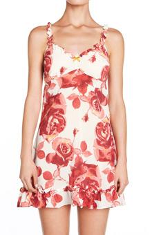 Elle Macpherson Intimates Morrocan Rose Chemise 70-1108